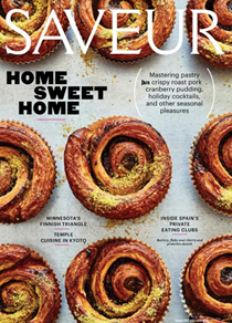 Saveur Magazine, Dec 2017/Jan 2018 (#192)