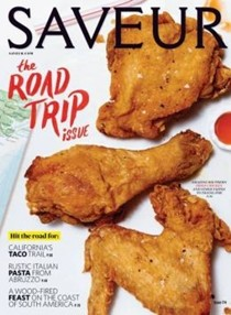 Saveur Magazine, May 2015 (#174): The Road Trip Issue