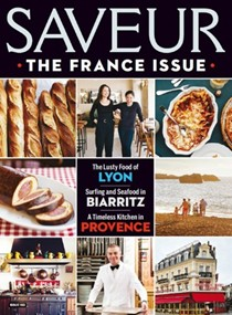 Saveur Magazine, May 2016 (#183): The France Issue