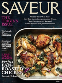 Saveur Magazine, Oct/Nov 2016 (#185): The Origins Issue