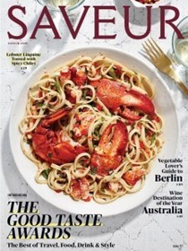 Saveur Magazine, October 2015 (#177)