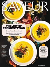 Saveur Magazine, Winter 2018 (#193)