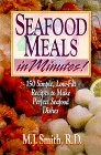 Seafood Meals in Minutes!
