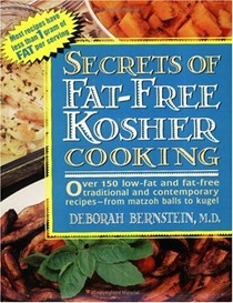Secrets of Fat Free Kosher Cooking