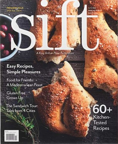 Sift Magazine, Spring 2015: Premiere Issue
