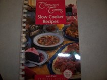 Slow Cooker Recipes (Company's Coming)
