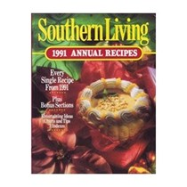 Southern Living 1991 Annual Recipes