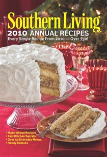 Southern Living 2010 Annual Recipes
