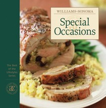 Special Occasions (The Best of Williams-Sonoma Lifestyles Series)