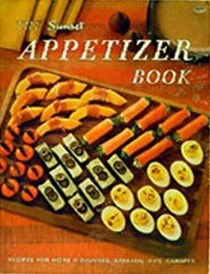 Sunset Appetizer Book