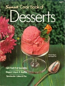 Sunset Cook Book of Desserts