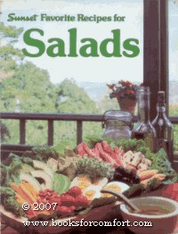 Sunset Favorite Recipes for Salads
