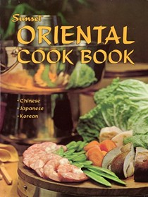 Sunset: Oriental Cook Book