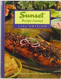 Sunset Recipe Annual 1993 Edition