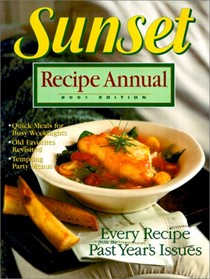 Sunset Recipe Annual 2001 Edition