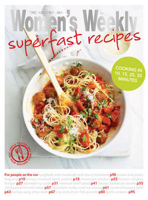 Superfast Recipes