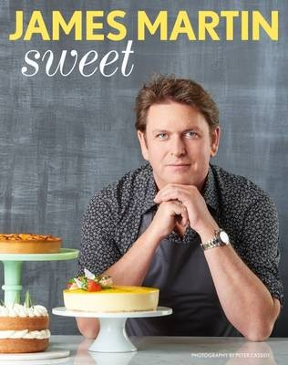 James Martin cookbook
