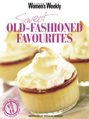 Sweet Old-Fashioned Favourites