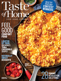 Taste of Home Magazine, Feb/Mar 2019