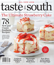 Taste of the South Magazine, Mar/Apr 2019
