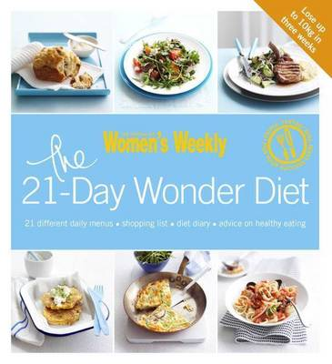 The 21 Day Wonder Diet