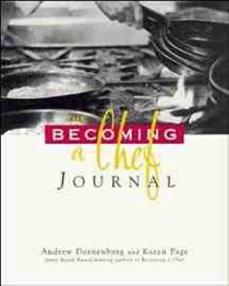 The Becoming a Chef - Journal