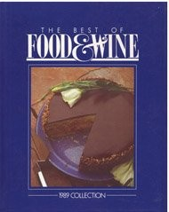 The Best of Food & Wine: 1989 Collection