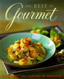 The Best of Gourmet 2000: Featuring the Flavors of Thailand