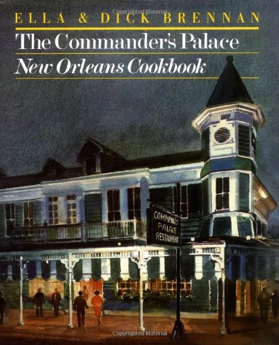 The Commander's Palace Cookbook