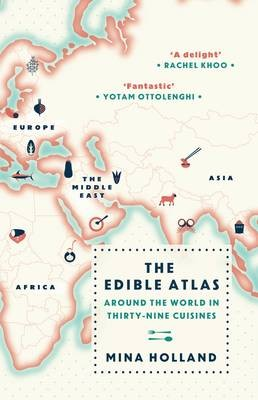 Edible atlas cookbook