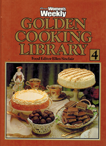 The Golden Cooking Library, Volume 4: Cinnamon to Economy Meals (Ci-Ec)