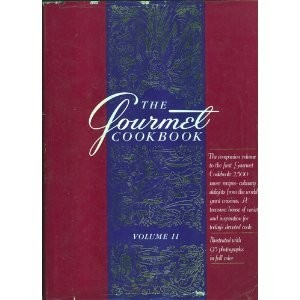 The Gourmet Cookbook Volume II