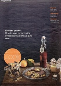 The Guardian Cook supplement, December 3, 2016