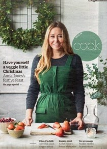 The Guardian Cook supplement, December 10, 2016