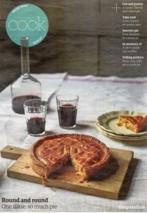 The Guardian Cook supplement, February 18, 2017