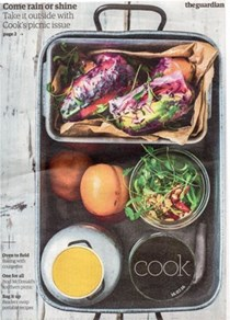 The Guardian Cook supplement, July 16, 2016