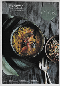 The Guardian Cook supplement, July 22, 2017