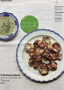 The Guardian Cook supplement, November 19, 2016