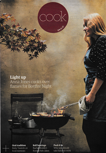 The Guardian Cook supplement, November 4, 2017