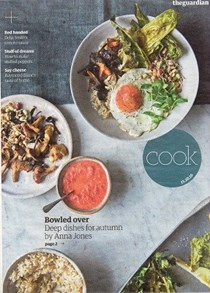 The Guardian Cook supplement, October 15, 2016