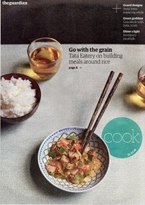 The Guardian Cook supplement, October 22, 2016