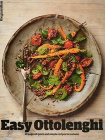 The Guardian Cook supplement, October 1, 2016: Easy Ottolenghi