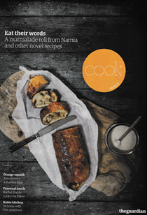 The Guardian Cook supplement, October 7, 2017