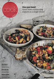 The Guardian Cook supplement, October 14, 2017
