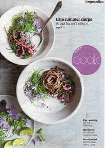 The Guardian Cook supplement, September 3, 2016