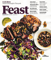 The Guardian Feast supplement, April 7, 2018