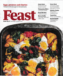 The Guardian Feast supplement, April 14, 2018