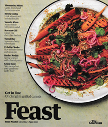 The Guardian Feast supplement, April 3, 2021