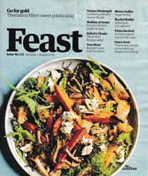The Guardian Feast supplement, August 1, 2020