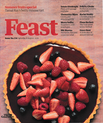 The Guardian Feast supplement, August 8, 2020